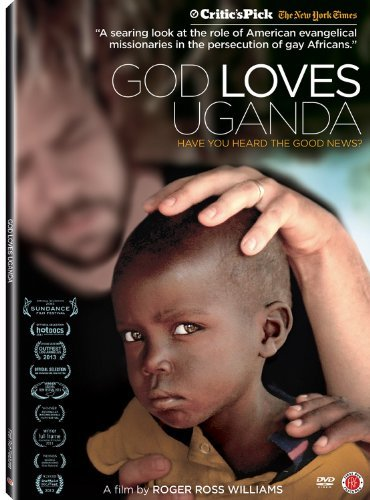 God Loves Uganda God Loves Uganda DVD Nr