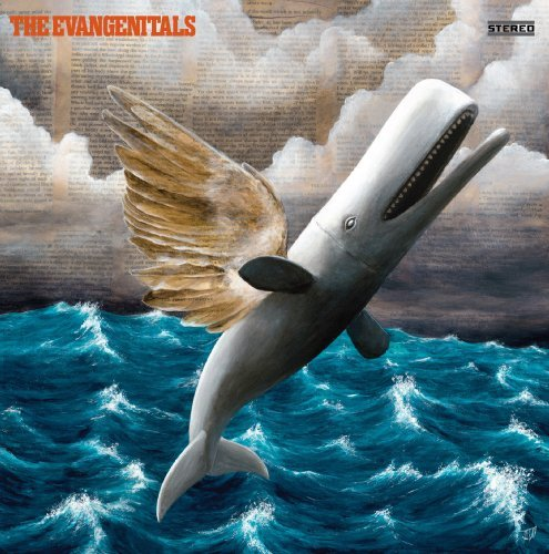 Evangenitals Moby Dick Or The Album