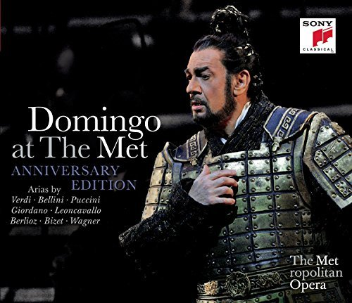 Placido Domingo At The Met 3 CD