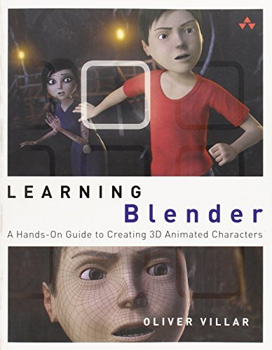Oliver Villar Learning Blender A Hands On Guide To Creating 3d Animated Characte