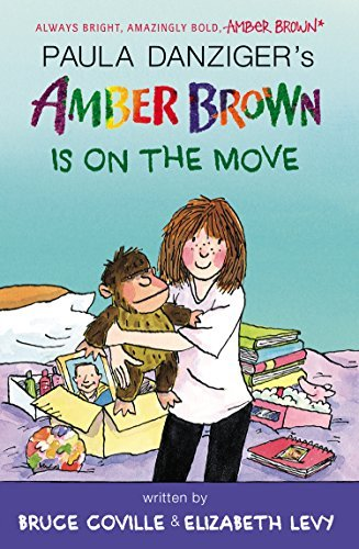 Paula Danziger Amber Brown Is On The Move