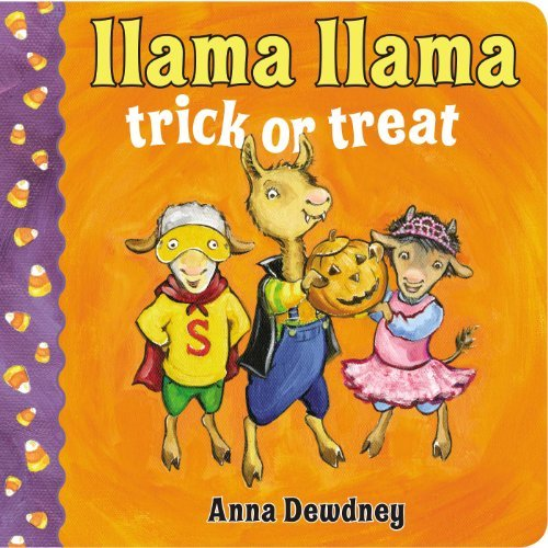 Anna Dewdney Llama Llama Trick Or Treat