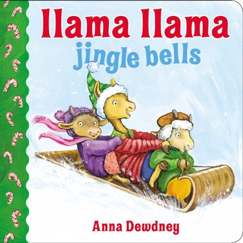 Anna Dewdney Llama Llama Jingle Bells