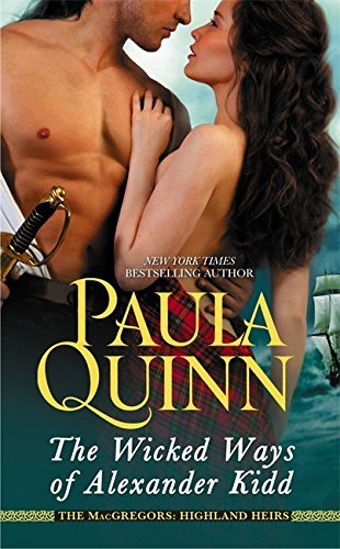 Paula Quinn The Wicked Ways Of Alexander Kidd