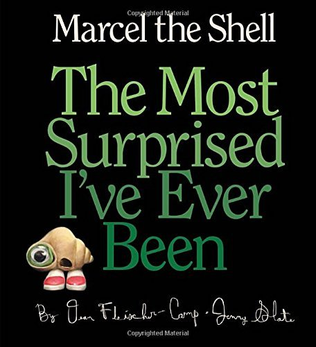 Jenny Slate Marcel The Shell The Most Surprised I've Ever Been