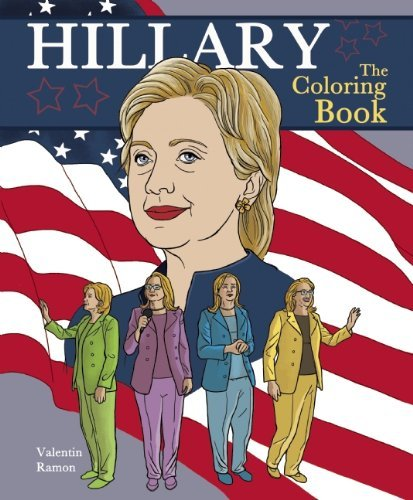 Valentin Ramon Hillary The Coloring Book