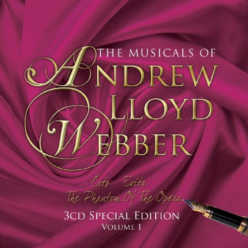 Musicals Of Andrew Lloyd Webbe Musicals Of Andrew Lloyd Webbe 3 CD