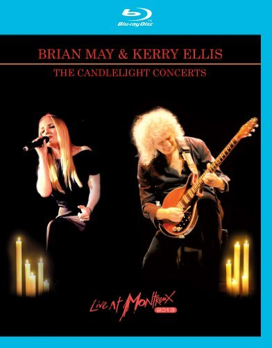 May Brian Ellis Kerry Candelight Concerts Live At Mo Blu Ray Ws Incl. CD