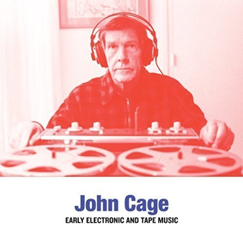 John Cage Early Electronic & Tape Music Lp