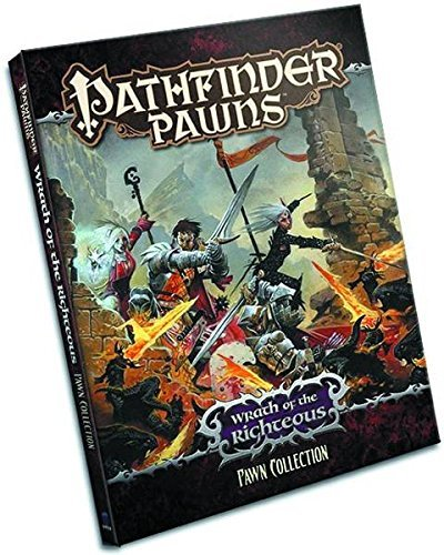 James Jacobs Pathfinder Pawns Wrath Of The Righteous Adventure Path Pawn Collec