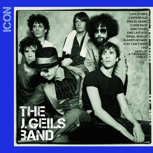 The J. Geils Band Icon