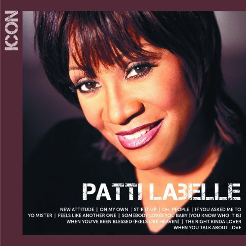 Patti Labelle Icon