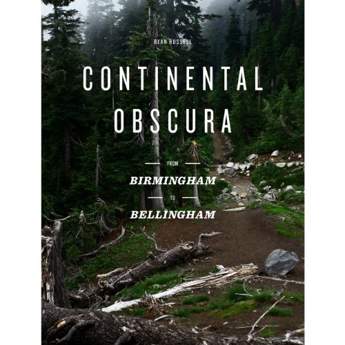 Ryan Russell Continental Obscura From Birm 7 Inch Single 2 Lp Incl. Book