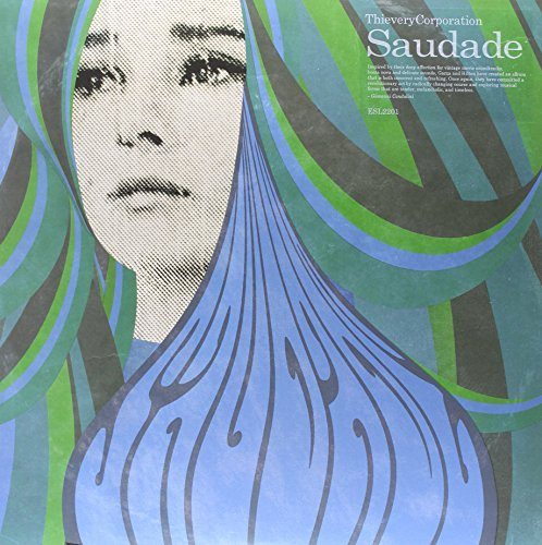 Thievery Corporation Saudade 2 Lp