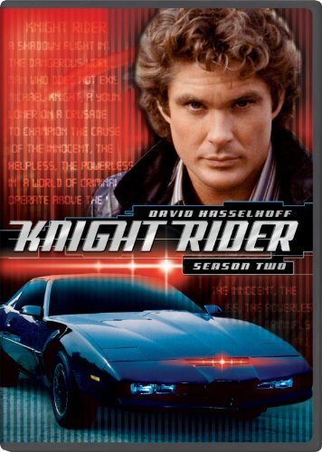 Knight Rider Season 2 DVD Nr
