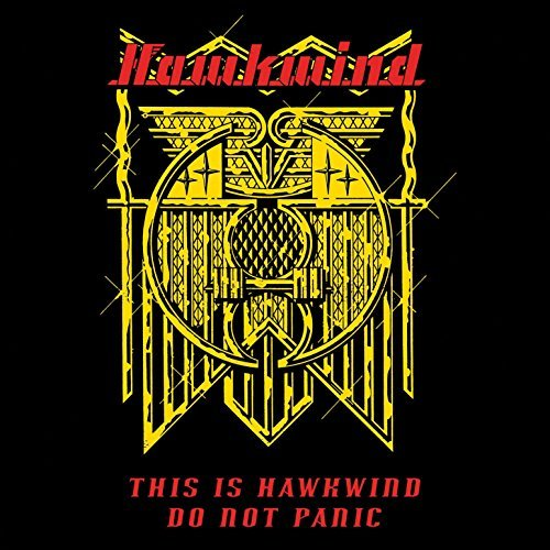 Hawkwind This Is Hawkwind Do Not Panic 2 Lp