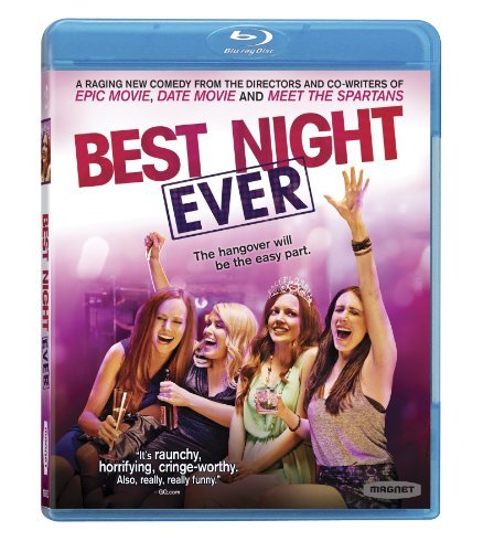 Best Night Ever Hall Coburn Flanagan Ritchard Blu Ray R Ws