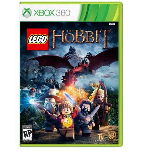 Xbox 360 Lego The Hobbit Warner Home Video Games E10+