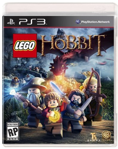 Ps3 Lego The Hobbit Warner Home Video Games E10+