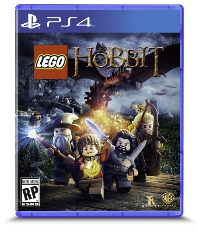 Ps4 Lego The Hobbit Warner Home Video Games E10+
