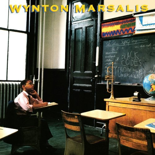 Wynton Marsalis Black Codes (from The Undergro 180gm Vinyl