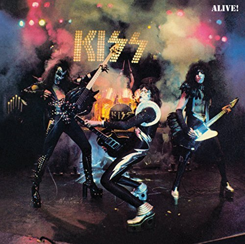 Kiss Alive 2 Lp