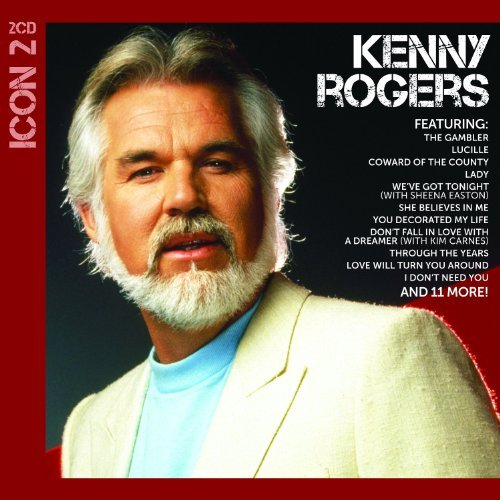 Kenny Rogers Icon 2 CD