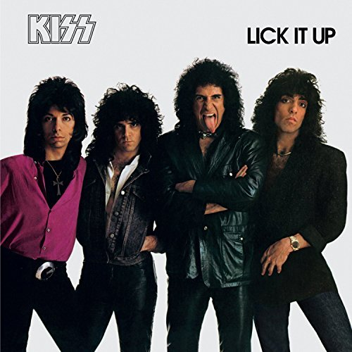 Kiss Lick It Up