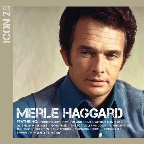 Merle Haggard Icon 2 CD