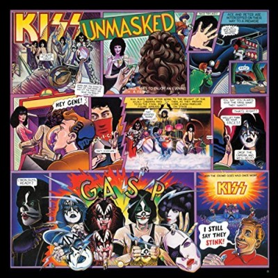 Kiss Unmasked