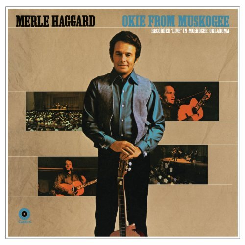 Merle Haggard Okie From Muskogee 2 CD