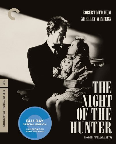 Night Of The Hunter Night Of The Hunter Blu Ray Bw Ws Nr Criterion Collection