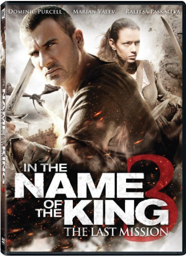 In The Name Of The King 3 In The Name Of The King 3 DVD R Ws
