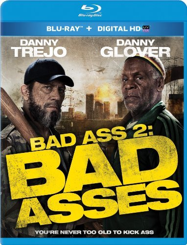 Bad Ass 2 Bad Asses Trejo Glover Blu Ray R Ws