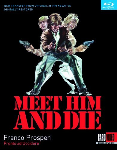 Meet Him & Die Meet Him & Die Blu Ray Nr Ws