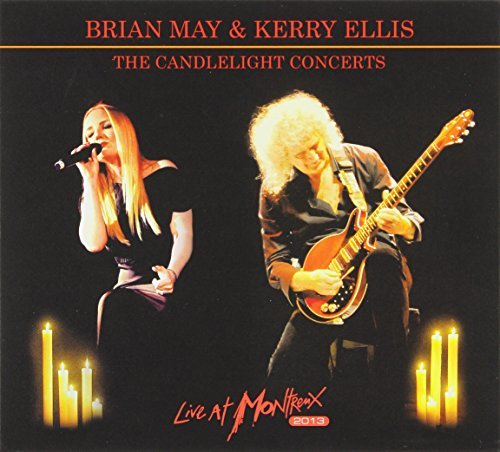 May Brian Ellis Kerry Candelight Concerts Live At Mo Incl. DVD