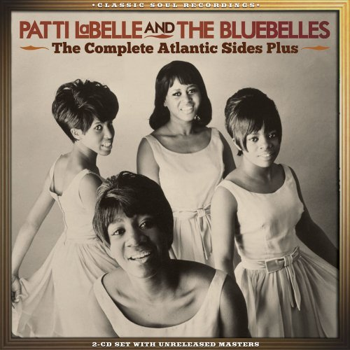 Patti & Blue Belles Labelle Complete Atlantic Sides Plus 2 CD