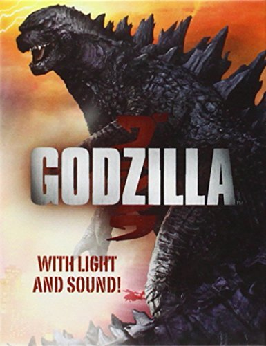 Running Press Godzilla With Light And Sound!