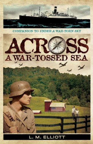 Laura Malone Elliott Across A War Tossed Sea