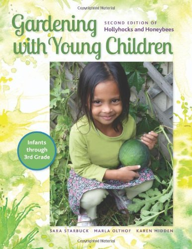 Sara Starbuck Gardening With Young Children