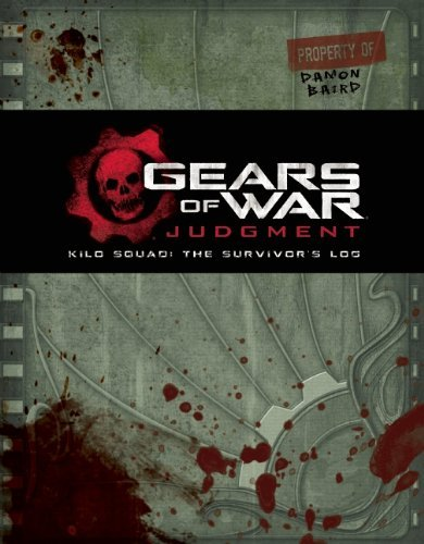 Rob Auten Gears Of War Judgment Kilo Squad The Survivor's Log