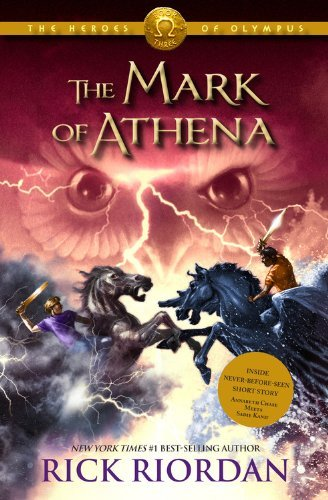 Rick Riordan The Mark Of Athena