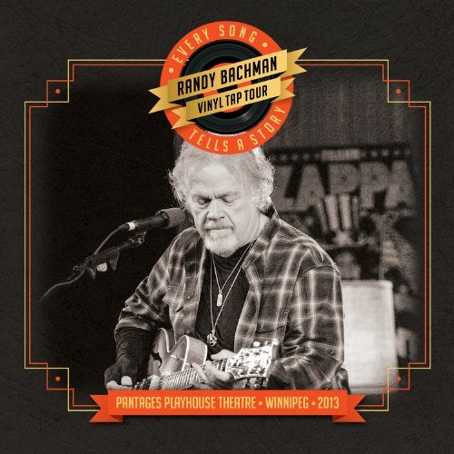 Randy Bachman Vinyl Tap Tour Every Song Tel