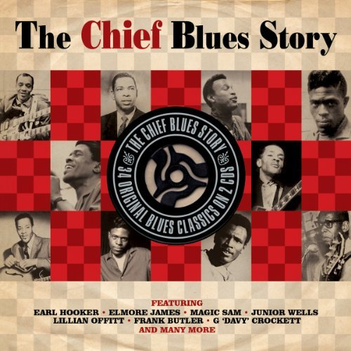 Chief Blues Story Chief Blues Story Import Gbr 2 CD