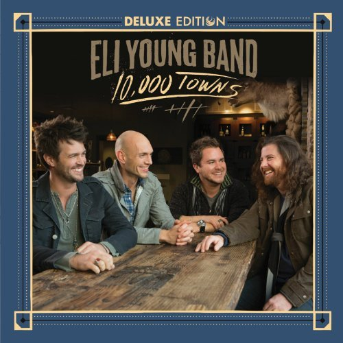 Eli Young Band 10 0000 Towns Import Can