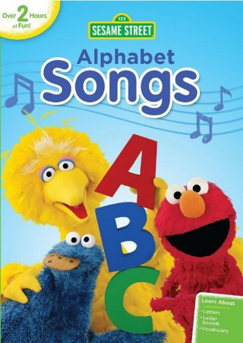 Sesame Street Alphabet Songs
