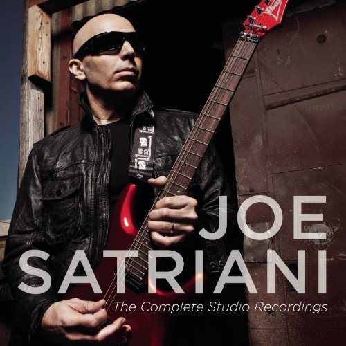 Joe Satriani Complete Studio Recordings 15 CD