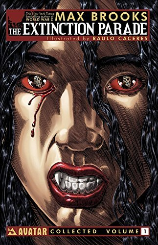 Max Brooks The Extinction Parade Volume 1