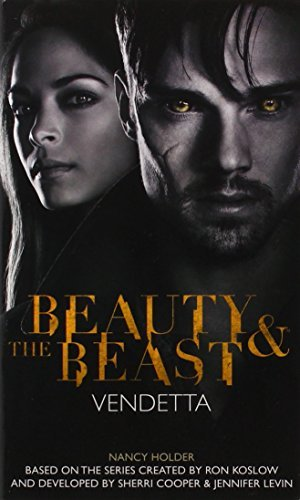 Titan Books Beauty & The Beast Vendetta
