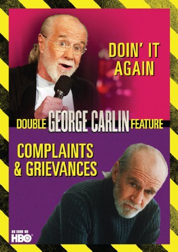 George Carlin Complaints & Grievances Doin' It Again DVD Complaints & Grievances Doin' It Again
